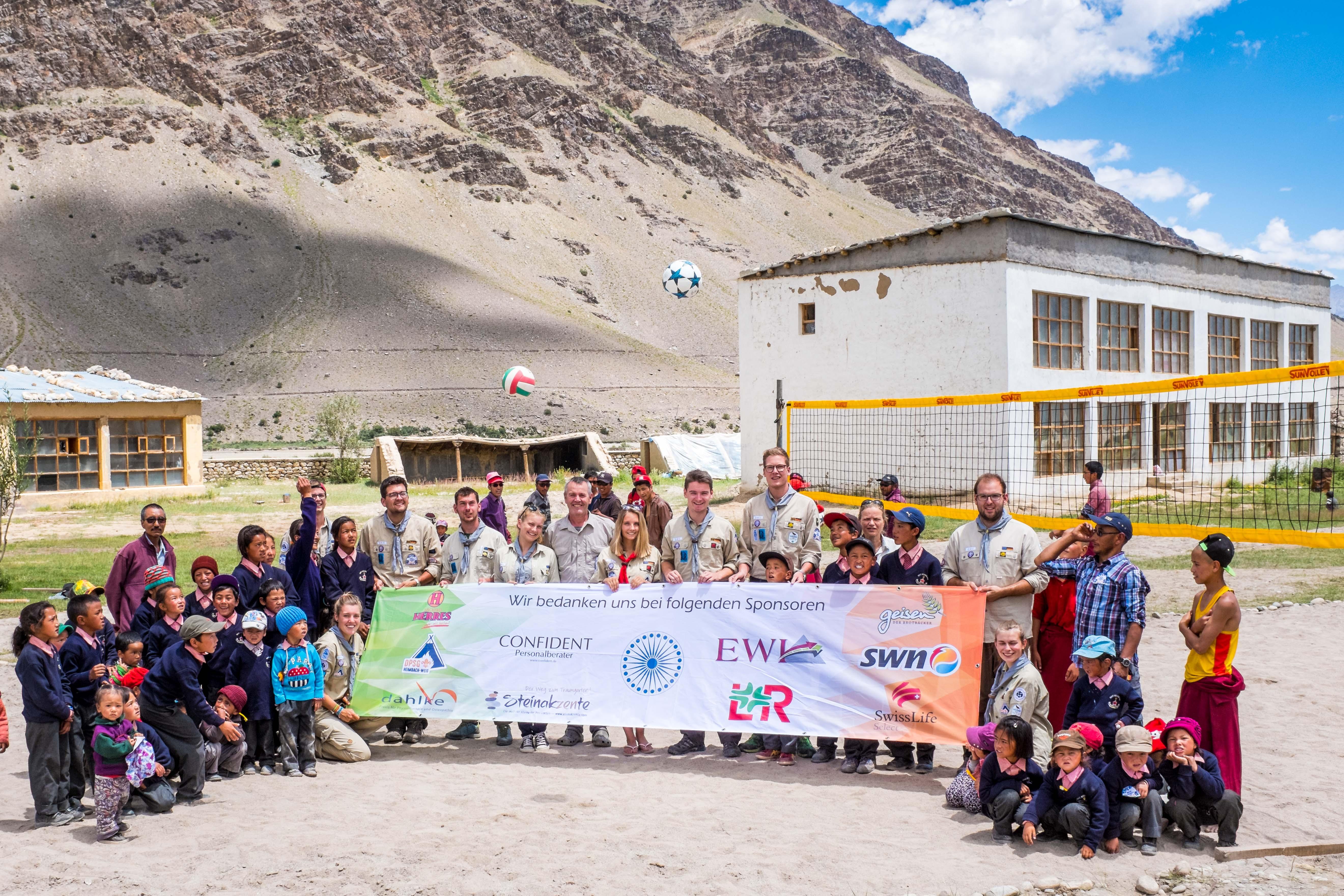 Eine Reise ins ferne Ladakh, Indien