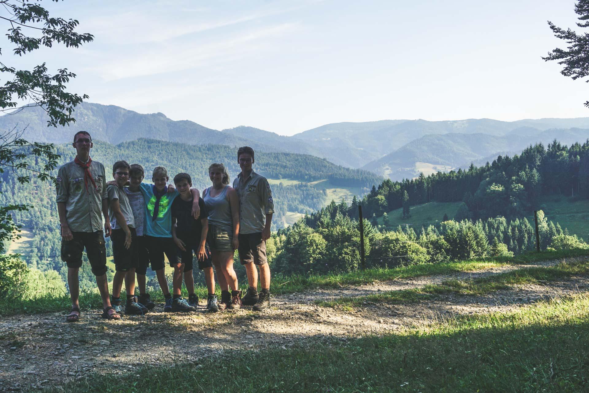 Sommerlager 2019 in Staufen