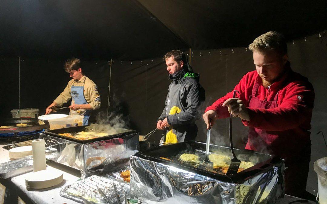Rückblick auf das Kröbbelsche Essen 2019