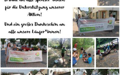 Solidarität bewegt! SOS Bolivien
